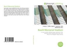 Обложка Busch Memorial Stadium
