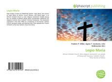 Portada del libro de Legio Maria