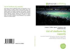 Borítókép a  List of stadiums by capacity - hoz