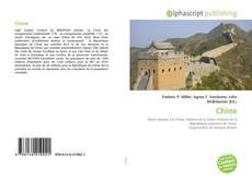 Capa do livro de Chine