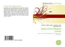 Bookcover of Cedars-Sinai Medical Center