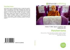 Bookcover of Panchen-lama
