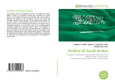 Bookcover of Outline of Saudi Arabia