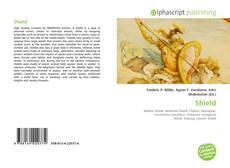 Bookcover of Shield