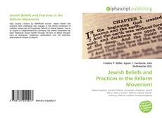 Copertina di Jewish Beliefs and Practices in the Reform Movement