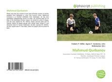Bookcover of Mahmud Qurbanov
