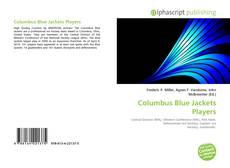 Capa do livro de Columbus Blue Jackets Players