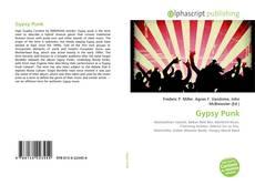 Couverture de Gypsy Punk