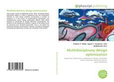 Multidisciplinary design optimization的封面