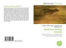 Bookcover of Northwest African Cheetah