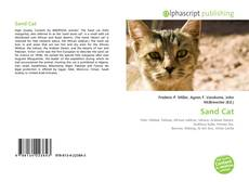 Bookcover of Sand Cat