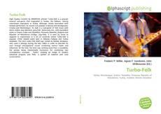 Buchcover von Turbo-Folk