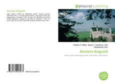 Couverture de Ancient Anguish
