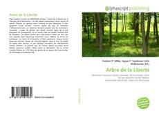 Bookcover of Arbre de la Liberté