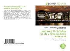 Bookcover of Hong Kong Fir Shipping Co Ltd v Kawasaki Kisen Kaisha Ltd