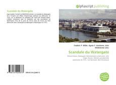 Buchcover von Scandale du Watergate