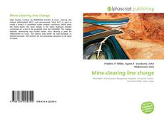 Bookcover of Mine-clearing line charge