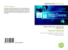 Bookcover of Licence Globale