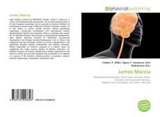 James Marcia kitap kapağı