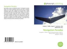 Bookcover of Navigation Paradox