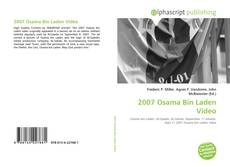 Bookcover of 2007 Osama Bin Laden Video