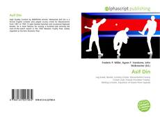 Bookcover of Asif Din
