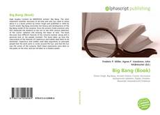 Buchcover von Big Bang (Book)