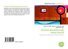 Обложка Amazon Breakthrough Novel Award