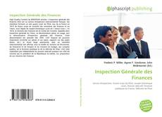 Bookcover of Inspection Générale des Finances