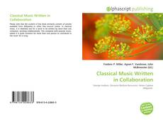 Bookcover of Classical Music Written in Collaboration