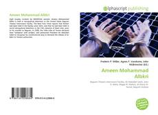 Bookcover of Ameen Mohammad Albkri