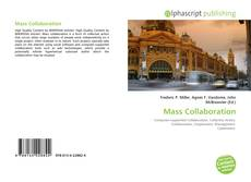 Couverture de Mass Collaboration