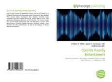 Capa do livro de Corrick Family Entertainers