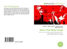 Bookcover of Move That Body (song)