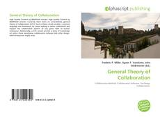 Portada del libro de General Theory of Collaboration