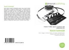 Kevin Schmidt kitap kapağı