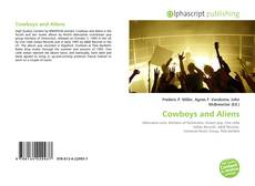 Bookcover of Cowboys and Aliens