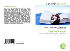 Обложка Stephen Dedalus