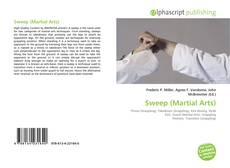 Bookcover of Sweep (Martial Arts)