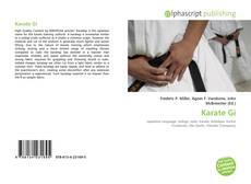 Copertina di Karate Gi