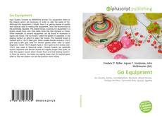 Portada del libro de Go Equipment