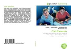 Bookcover of Club Nintendo