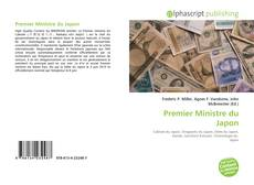 Bookcover of Premier Ministre du Japon