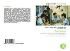 Capa do livro de Go Players