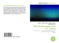 Обложка 1901–02 Manchester City F.C. Season
