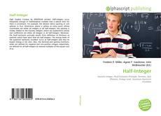 Bookcover of Half-Integer