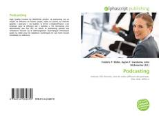 Couverture de Podcasting