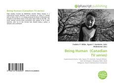 Being Human(Canadian TV series)的封面