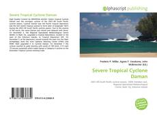 Bookcover of Severe Tropical Cyclone Daman