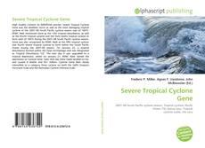 Capa do livro de Severe Tropical Cyclone Gene
